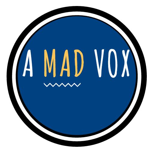A Mad Vox logo